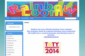 Officiele Rainbow Loom webshop